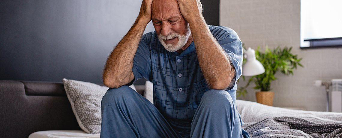 рительные галлюцинации у пожилых людей